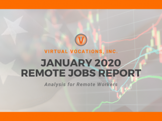 January 2020 remote jobs report - Virtual Vocations