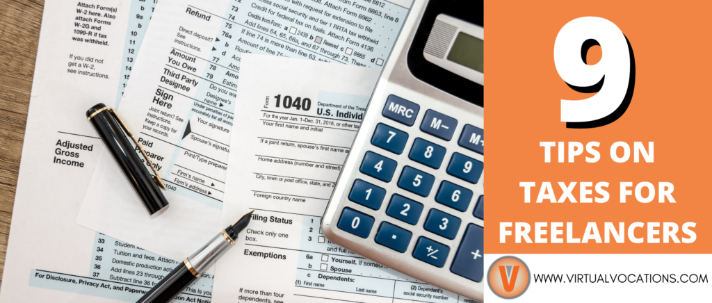 Use these tips on taxes for freelancers to pay on time without penalties or interest.