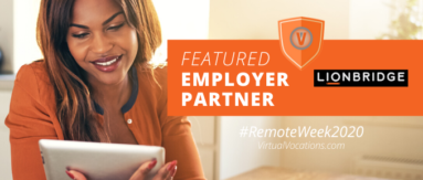 lionbridge technologies featured employer