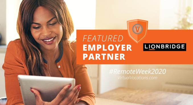 lionbridge technologies featured employer