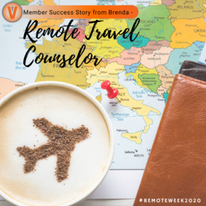 Remote Travel Counselor