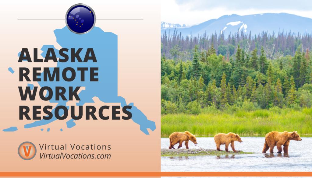 Alaska Remote Work Resources