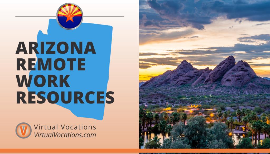 Arizona Remote Work Resources