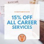 Discount Resume Services Remote Work Week