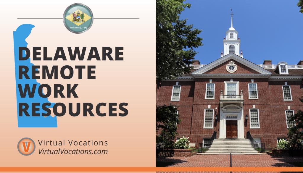 Delaware Remote Work Resources