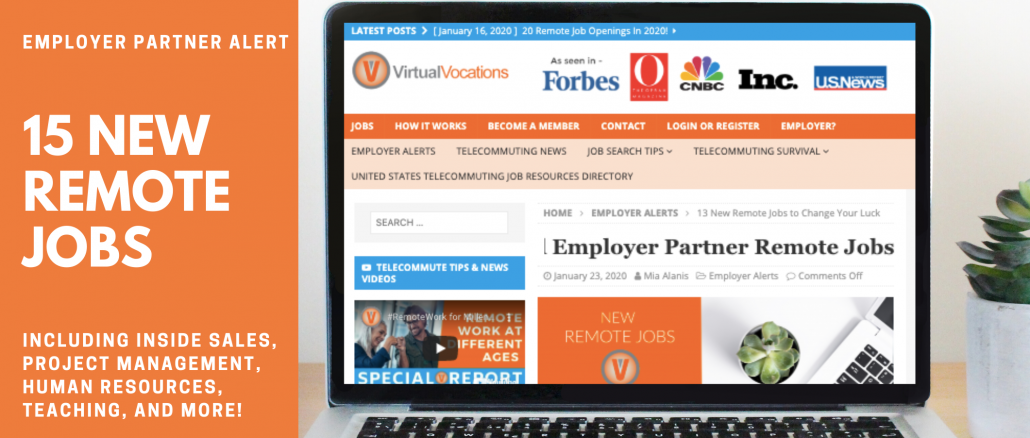 employer partner alert