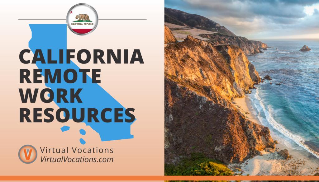 California Remote Work Resources