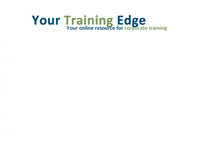 Your Training Edge Virtual Vocations Training Telecommuters
