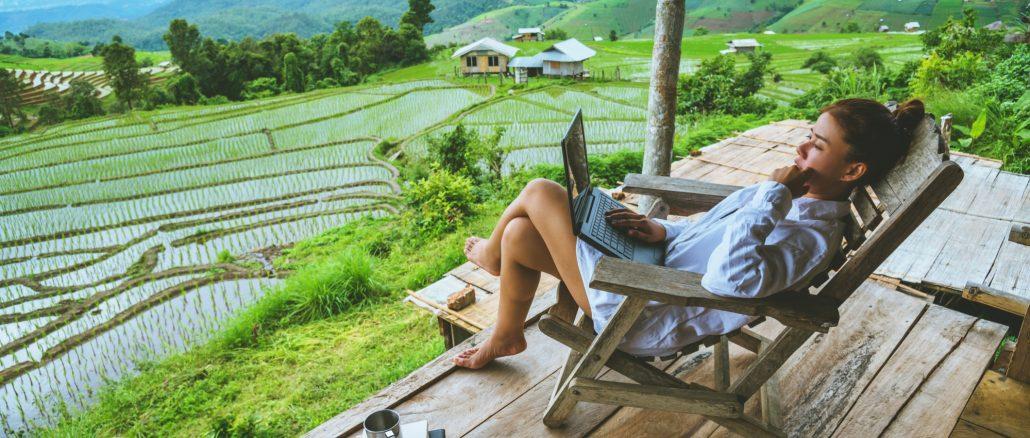 digital nomad career