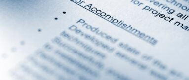 accomplishments on your resume
