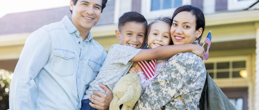Remote jobs and earnings make military spouses happier and more productive.