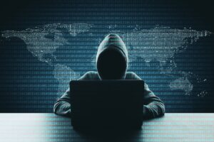 Cybersecurity issues and hackers are problems for remote teams