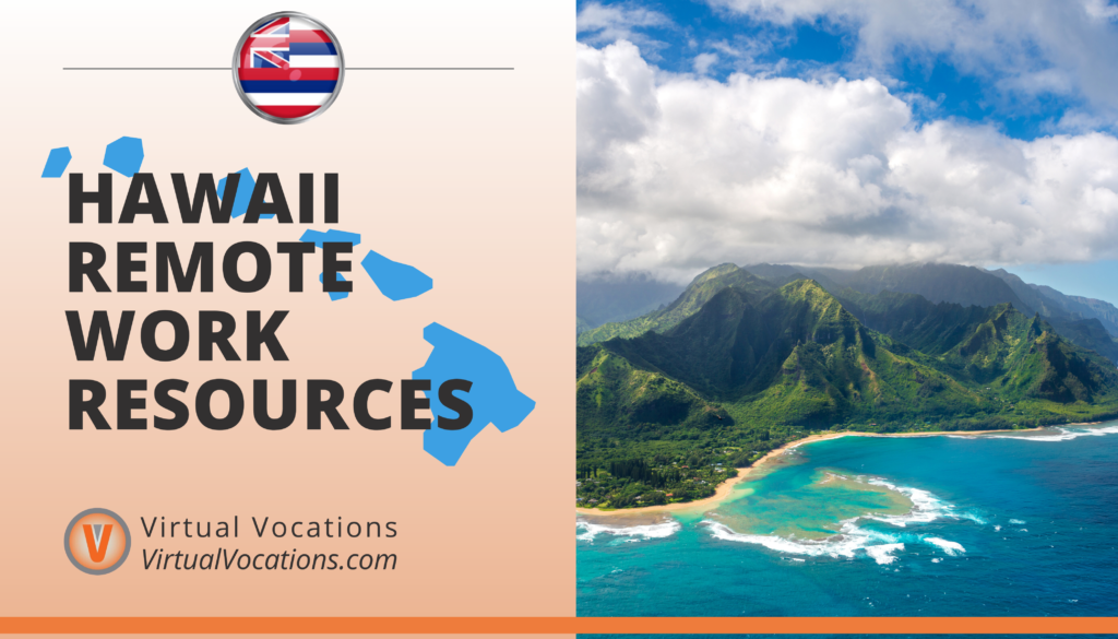 Hawaii Remote Work Resources