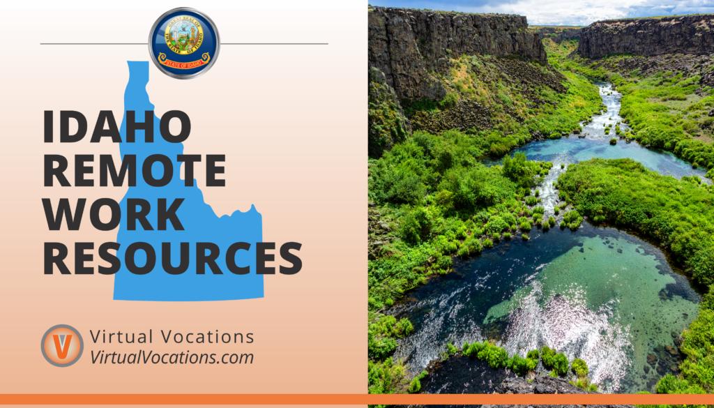 Idaho Remote Work Resources