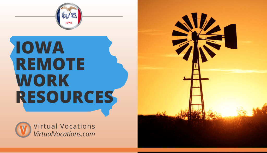 Iowa Remote Work Resources