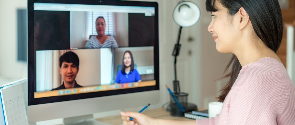 Staying connected in remote teams improves productivity and camaraderie.
