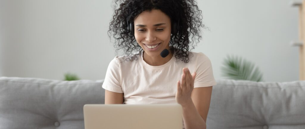 Career coaches can give you the advice and inspiration you need to excel at a remote job.