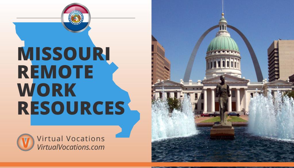 Missouri Remote Work Resources