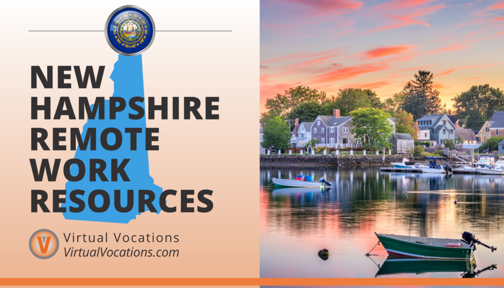 New Hampshire Remote Work Resources