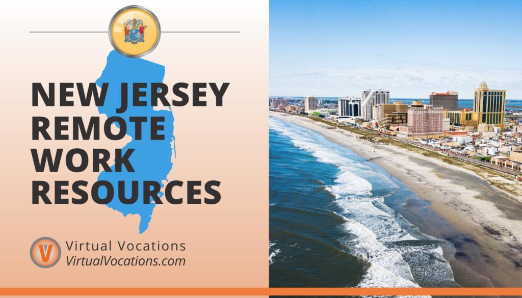 New Jersey Remote Work Resources