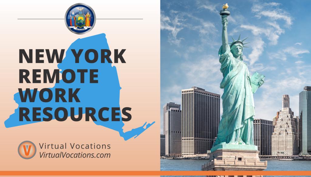 New York Remote Work Resources