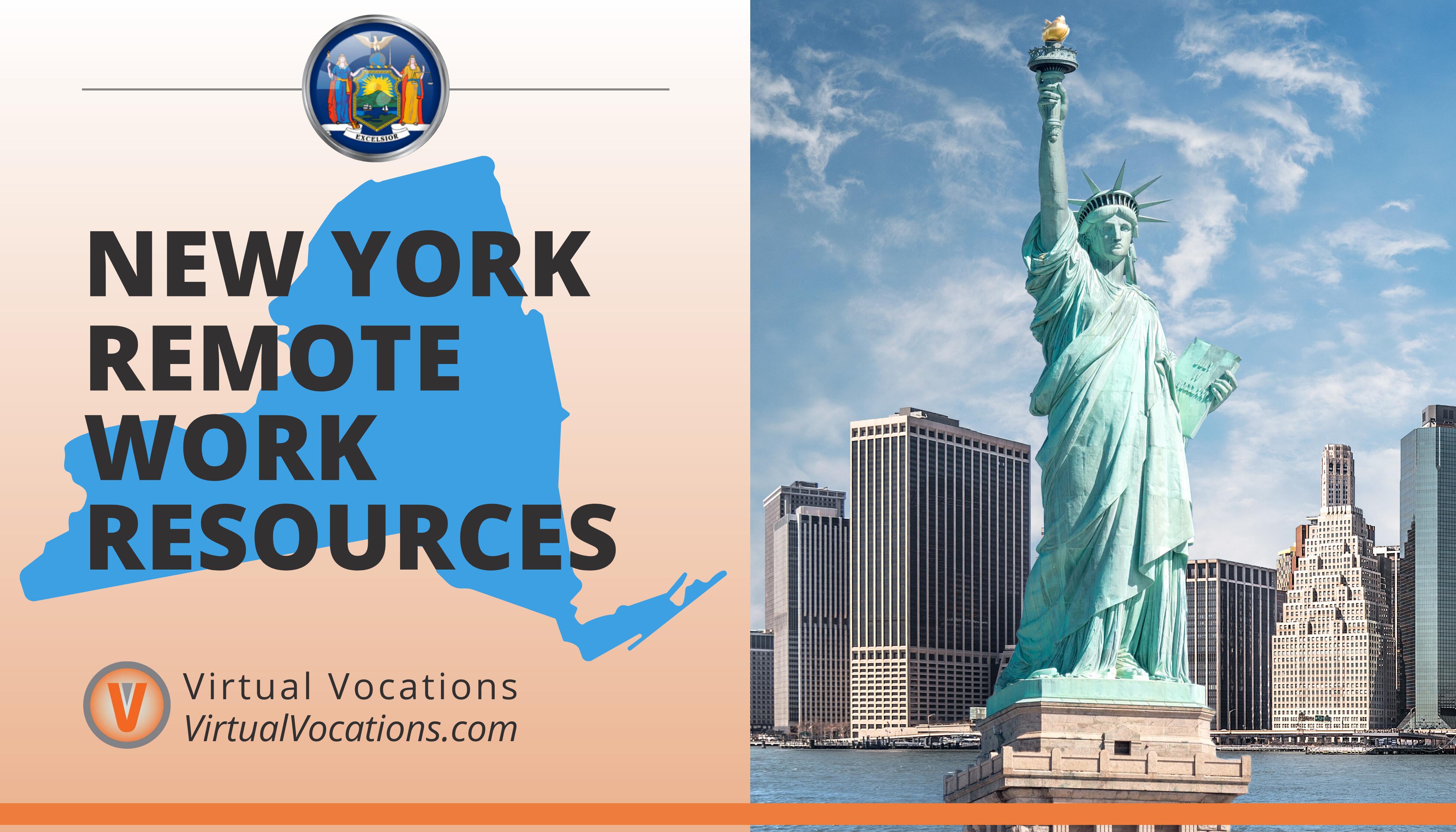 New York Remote Work Resources Header