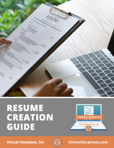 Resume Creation Guide