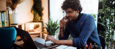 The remote work revolution gains momentum as more companies move to a virtual office due to COVID-19.
