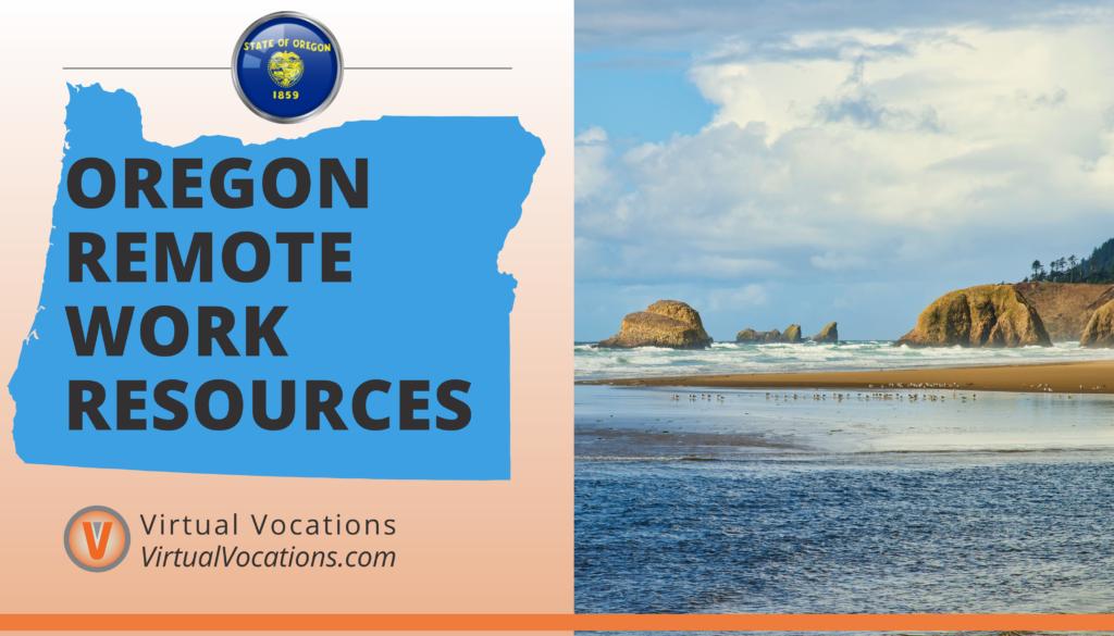 Oregon Remote Work Resources