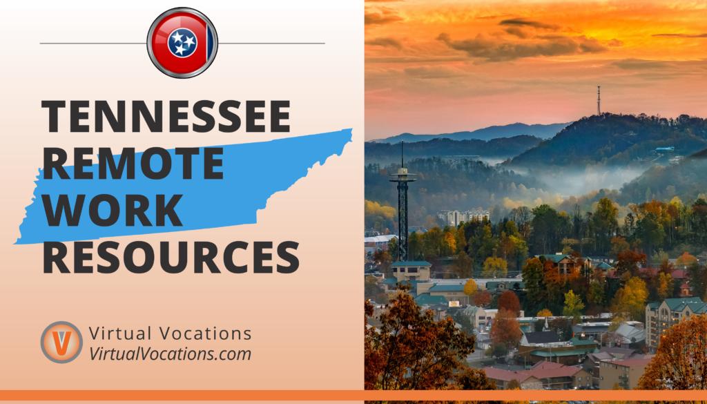 Tennessee Remote Work Resources