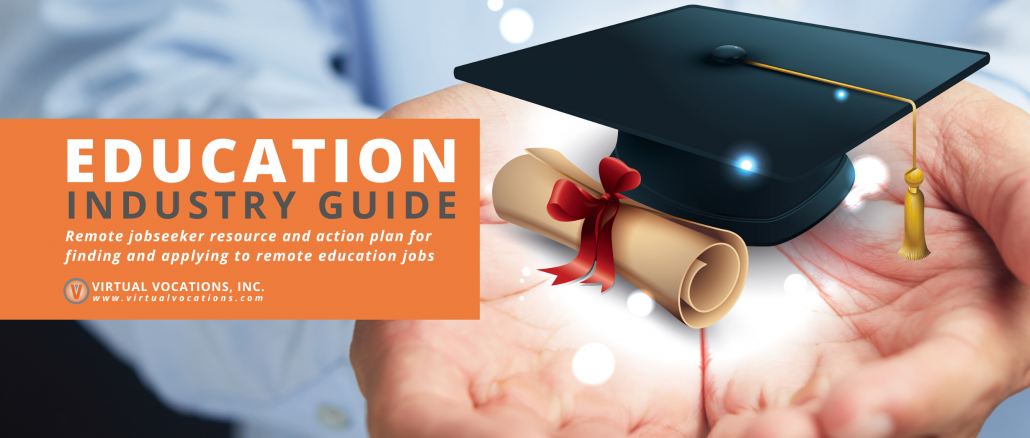 Guide to Remote Education Jobs - Virtual Vocations