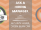 ASK A HIRING MANAGER