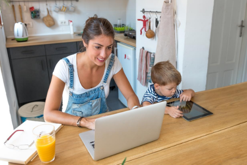 Employers need to remain flexible with new hires during COVID-19 so that these employees can juggle personal issues, parenting, and working from home.
