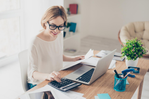 Accountants working from home can improve morale and productivity by adhering to work-life balance.