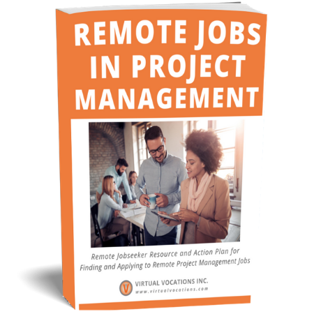 PDF  Download - Guide to Remote Project Management Jobs - Virtual Vocations