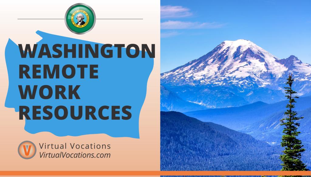 Washington Remote Work Resources