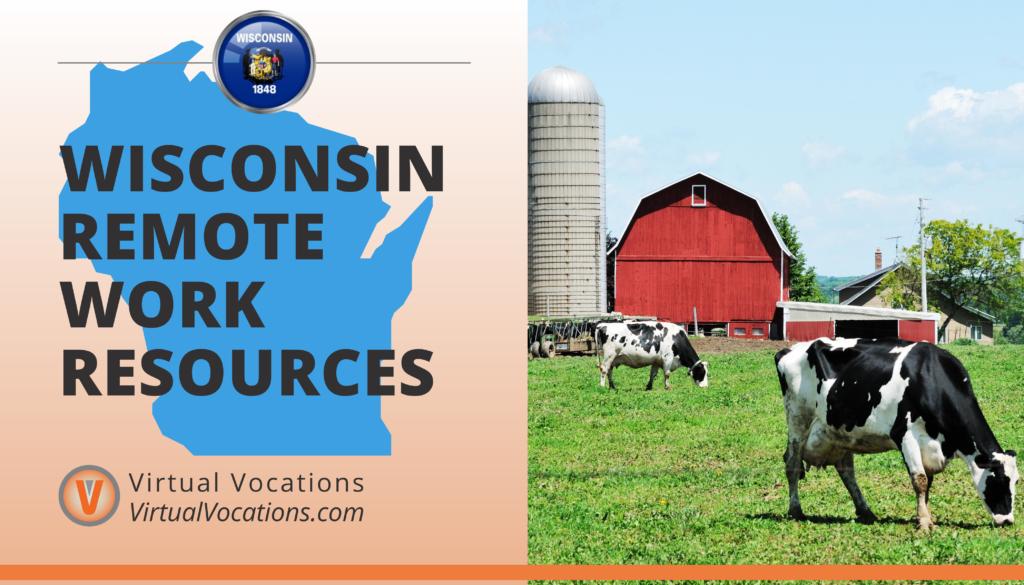 Wisconsin Remote Work Resources