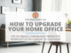 Buying new hardware, new software, and ergonomic furniture can help you upgrade your home office and provide the utmost productivity and efficiency in a work from home environment.