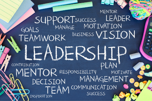 Leadership is a set of many skills that combine to create an empathetic and visionary person.