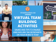 Using a bit of creativity, employers can create virtual team building activities that engage introverts without face-to-face or video interaction.