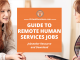 Virtual Vocations - Guide to Remote Human Services Jobs