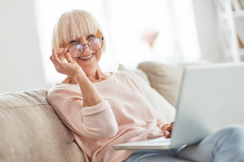 Knowing certain types of technology is essential to make money when you are retired, such as email, video-conferencing, and collaboration software.