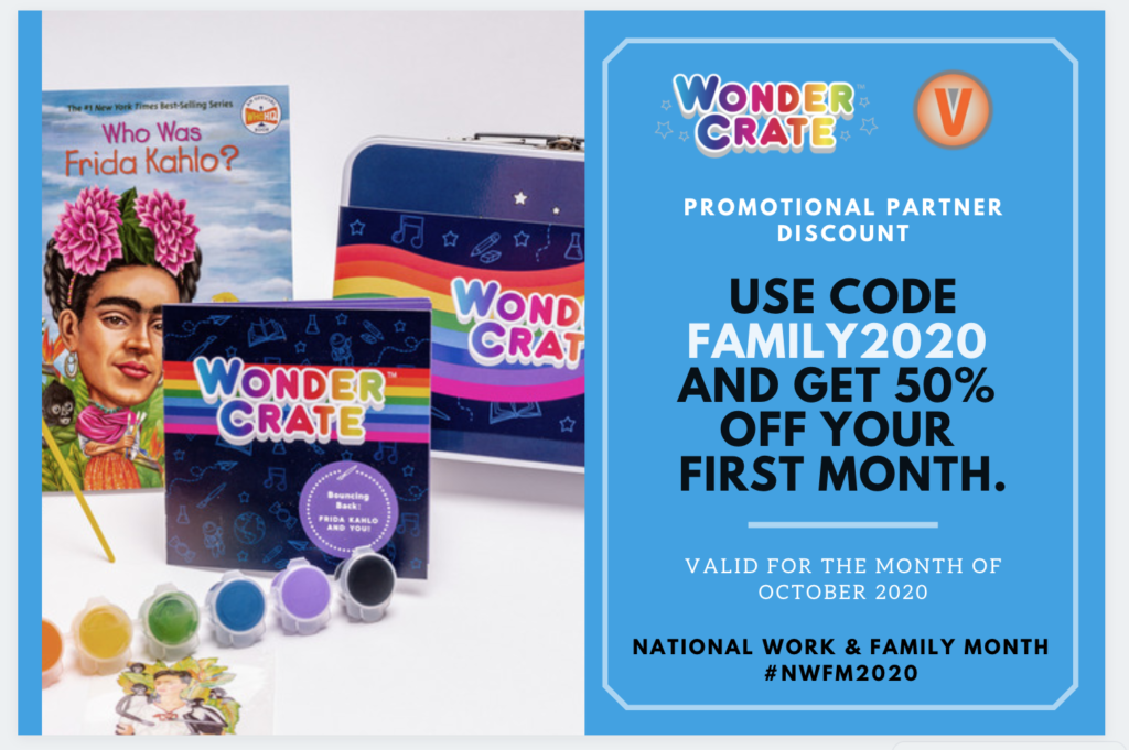 WonderCrate Discount