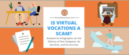 """Find out the benefits of Virtual Vocations and the answer to the question """"Is Virtual Vocations a scam?"""""""