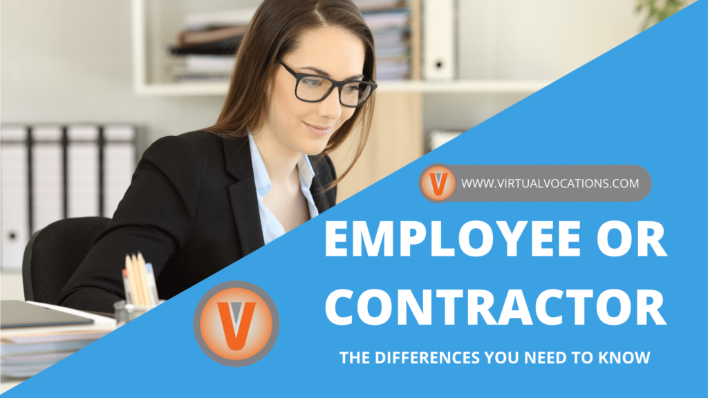 Figuring out whether you want to be an employee or a contractor is vital for tax purposes, retirement, and flexibility.