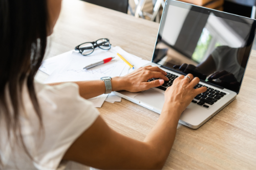 Telework is the preferred term in the government sector for flex work or remote work.