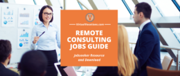Virtual Vocations Remote Consulting Jobs Guide