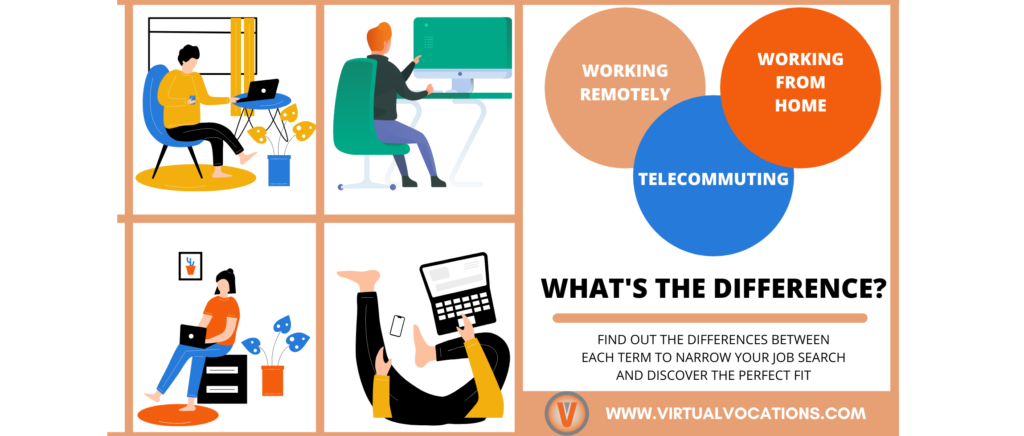 Remote Telecommute Differences