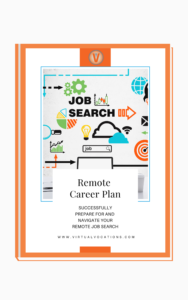 Remote Job Search Plan