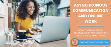 Find out what asynchronous communication is and its importance in the remote workplace.